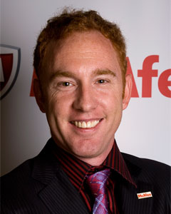 Simon Hunt, CTO and VP, McAfee, Inc.